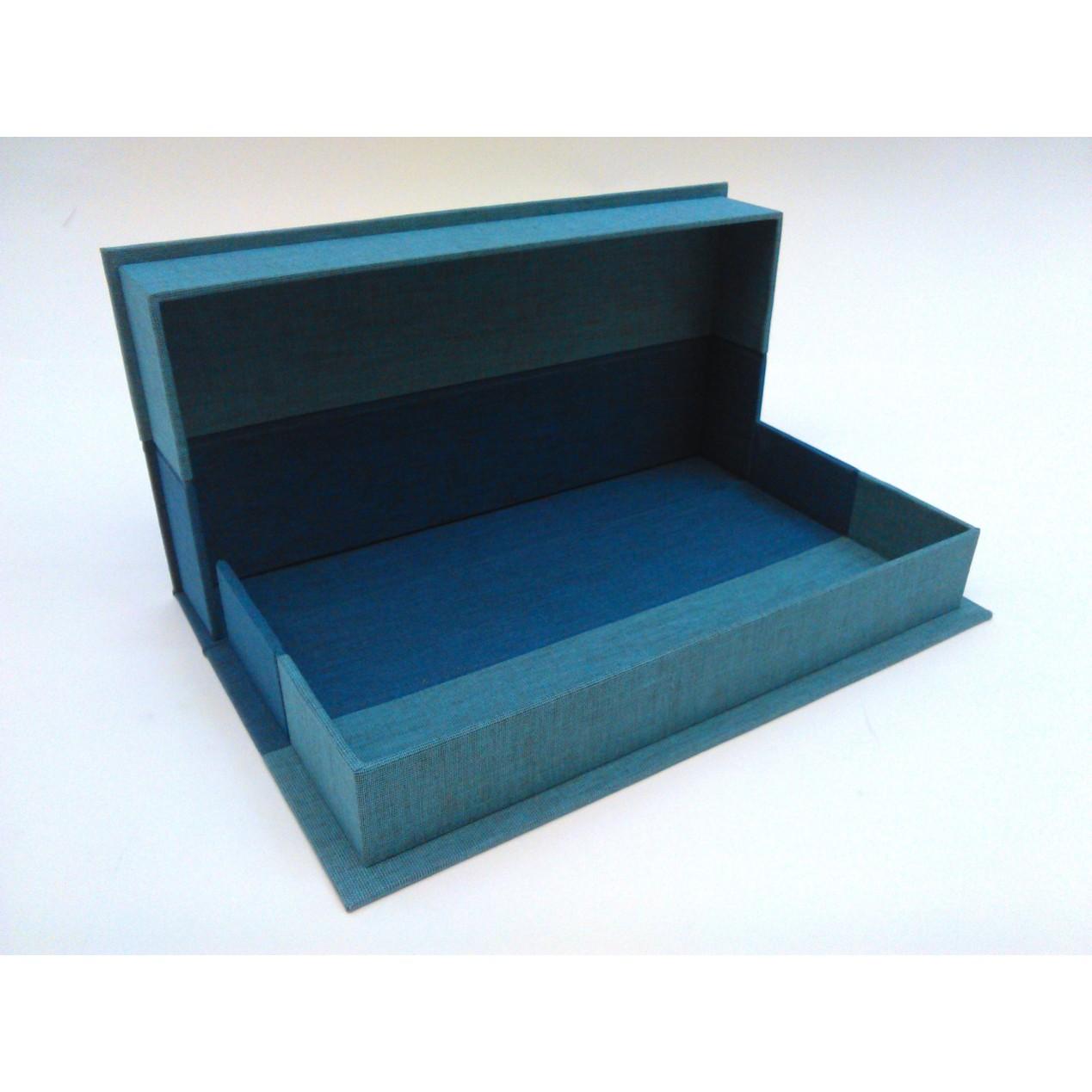 Kassetten, Kästen und Schachteln